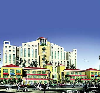 Vipul Plaza Faridabad