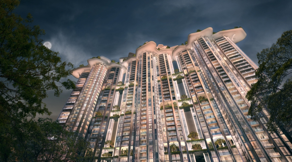 Vipul 'Aarohan' awarded luxury project of the year