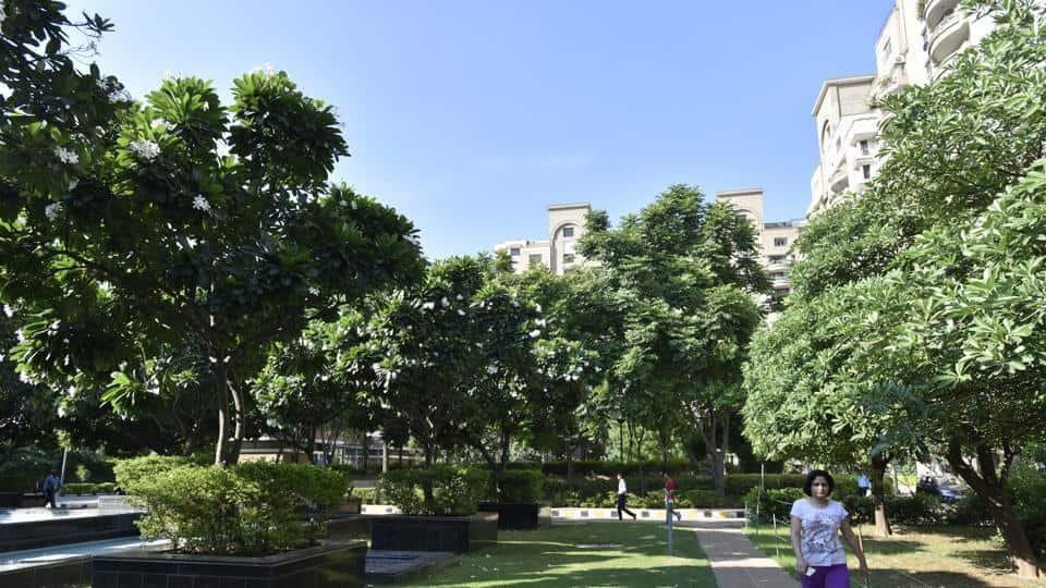 Gurugram's Vipul Greens: A condominium with a green sense
